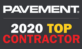 ALL OUT Parking 2020 Top Contractor